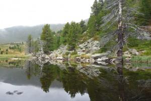 Jezera v okolí