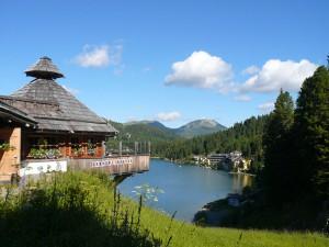 MeiZeit a jezero Turrachersee