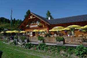 Restaurace Edelweissalm