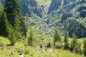 Údolí hor Nockberg