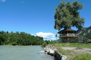 Řeka Drava - 1