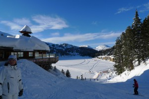 Zamrzlé Turrachersee